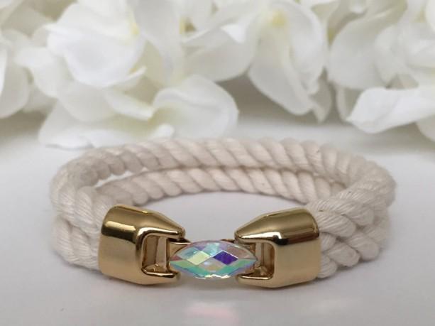 Navette Rope Bracelet
