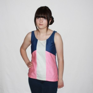 Broadway Mint Organic Tank Top
