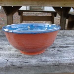 A Little Bit of Blue bowl