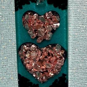 Hearts Pendant Necklace
