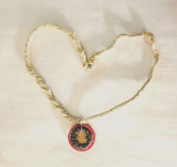 Cork Cap Necklace