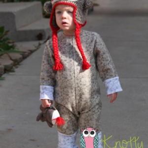 Classic Sock Monkey Hat