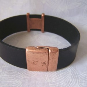 Mens Leather Bracelet Unisex