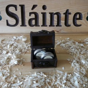 Irish beard balm gift box 1