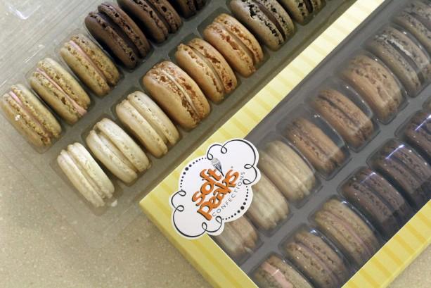 French Macarons - 24 macarons Sampler Assortment