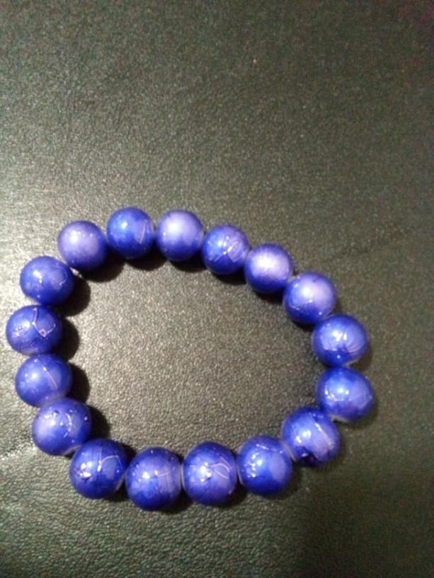 Drizzled bracelet