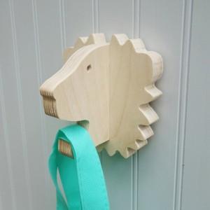 Wall hooks - Lion wall hook