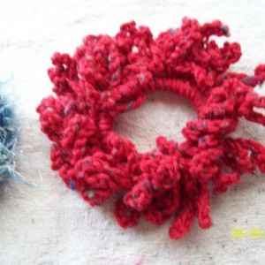10 Crochet Ponytail Holders