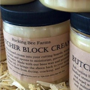 Butcher Block Cream-Renew Your Cutting Boards & Wooden Spoons!
