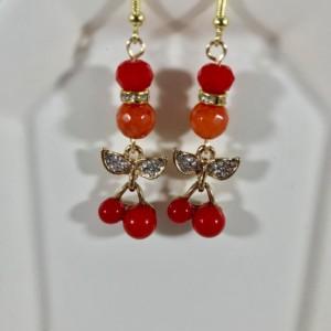 Charm earring