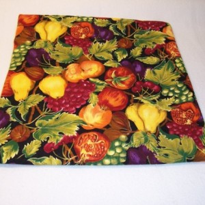 Fruit Print Microwave Bake Potato Bag,Kitchen,Dining,Bake Potato,Gifts,Housewarming