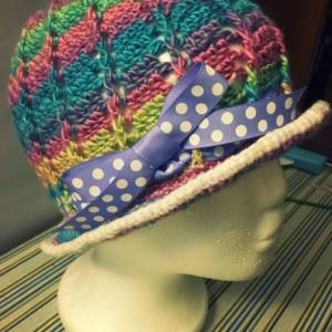 Hannah Spring Panama Hat