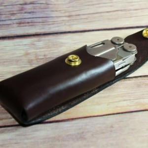Leather Multi-Tool Case