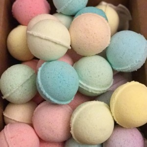 All Natural Large Bath Bombs