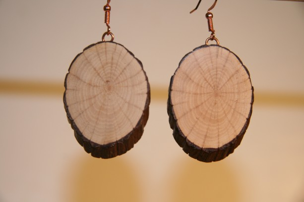 Mountain Laurel Earrings -1