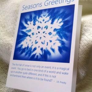 Snowflake series #4