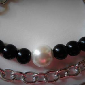 Chain wrap bracelet