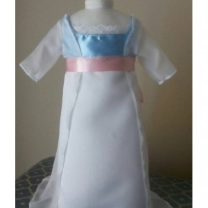"Rose Titanic 18"" Doll Dress"
