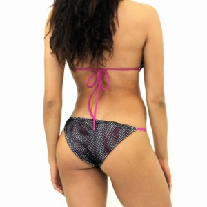 Mesh Triangle Bottoms