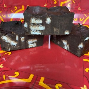 York Peppermint Patty Dark Chocolate Fudge  *nut free*   1 pound   **FREE SHIPPING**