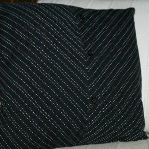 Black Tie Affair Pillow