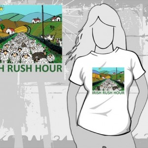 Irish Rush Hour T-Shirt