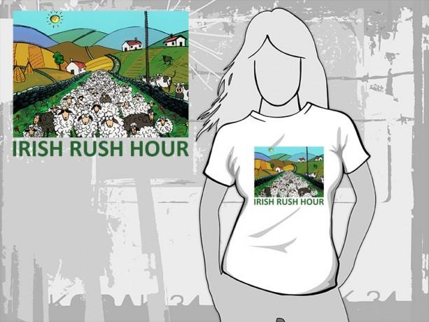 Irish Rush Hour T-Shirt
