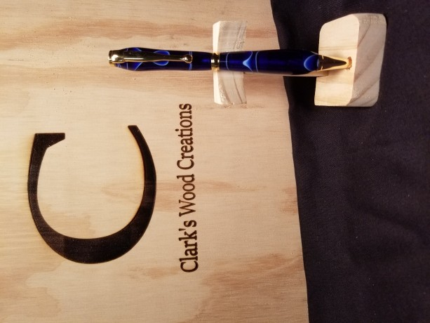 Acrylic Slim Line Pen