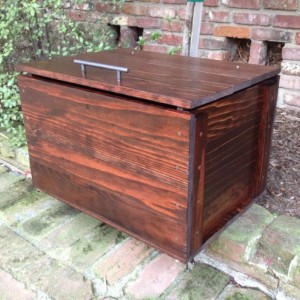 Redwood Chest