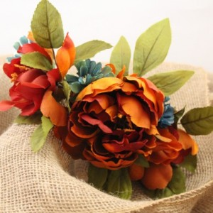 Fall Harvest Peony Crown