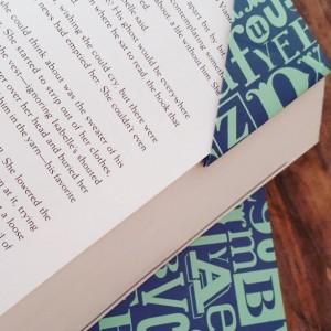 Paper Corner Bookmark