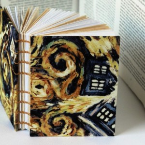 Dr. Who Travel Journal - Extra Pages
