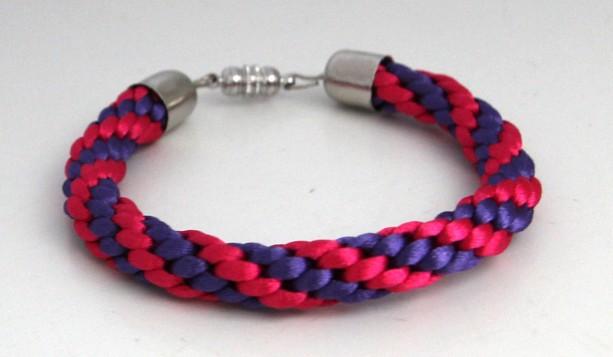 Braded bracelet