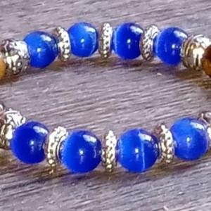 Men's Tiger Eye Chakra Bracelet