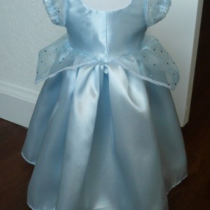 Cinderella Ball Gown for American Girl Doll