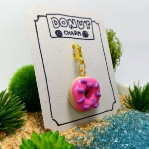 Donut Planner Charm