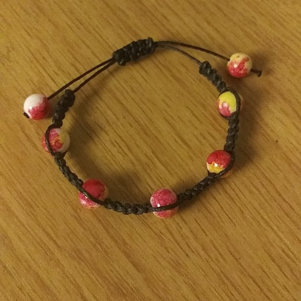 Summer Shamballa Bracelet