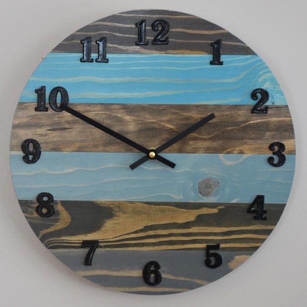 """Multi Color 12"""" Wall Clock"""