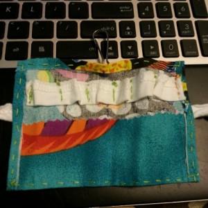 Pencil/Crayon/Cotton Floss Holder