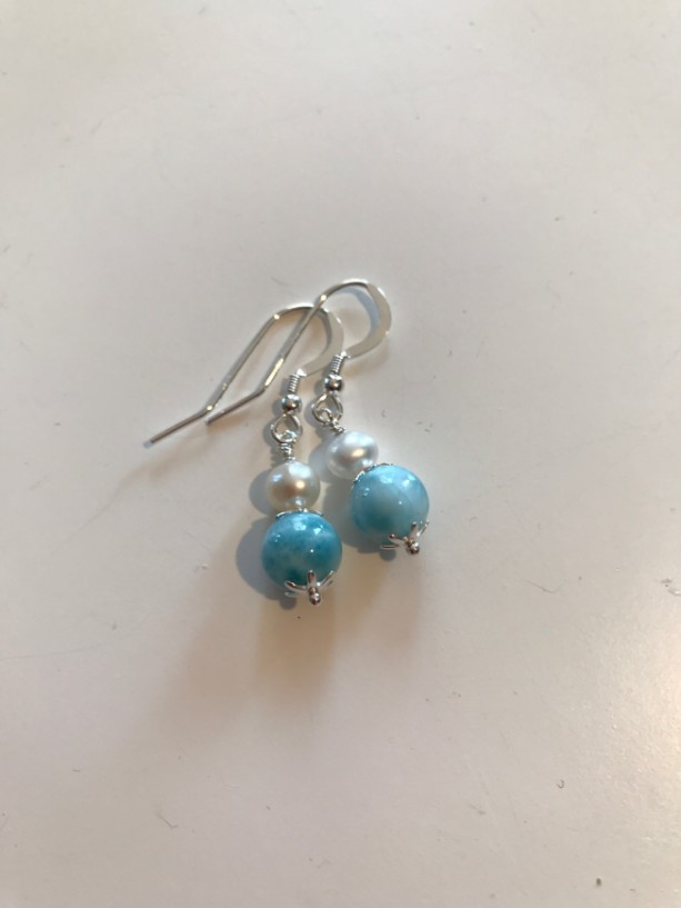 Soothing Seas Earrings