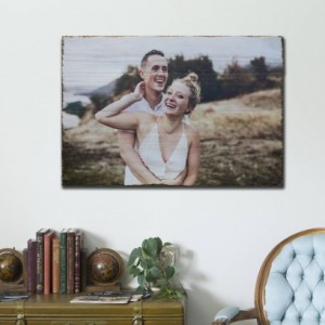 Photo on Wood 22x33"