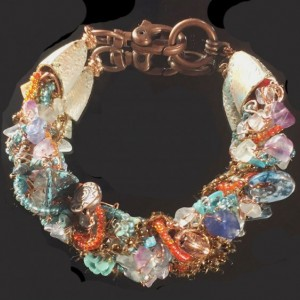 Charming Multi Color Bracelet