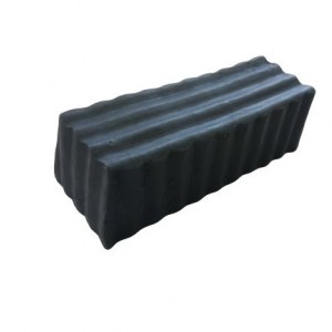 BYE ACNE Concrete Cleansing Organic Bar Soap Salicylic Acid Tea Tree Oil Activated Charcoal Vegan Plant Skin Treatment