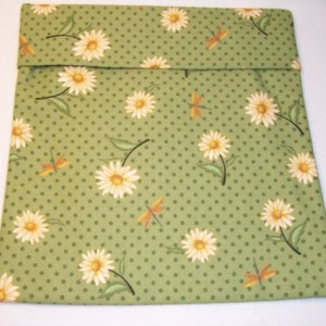 Daisy Print Microwave Bake Potato Bag,Housewarming,Gifts,Bake Potato,Kitchen,Dining