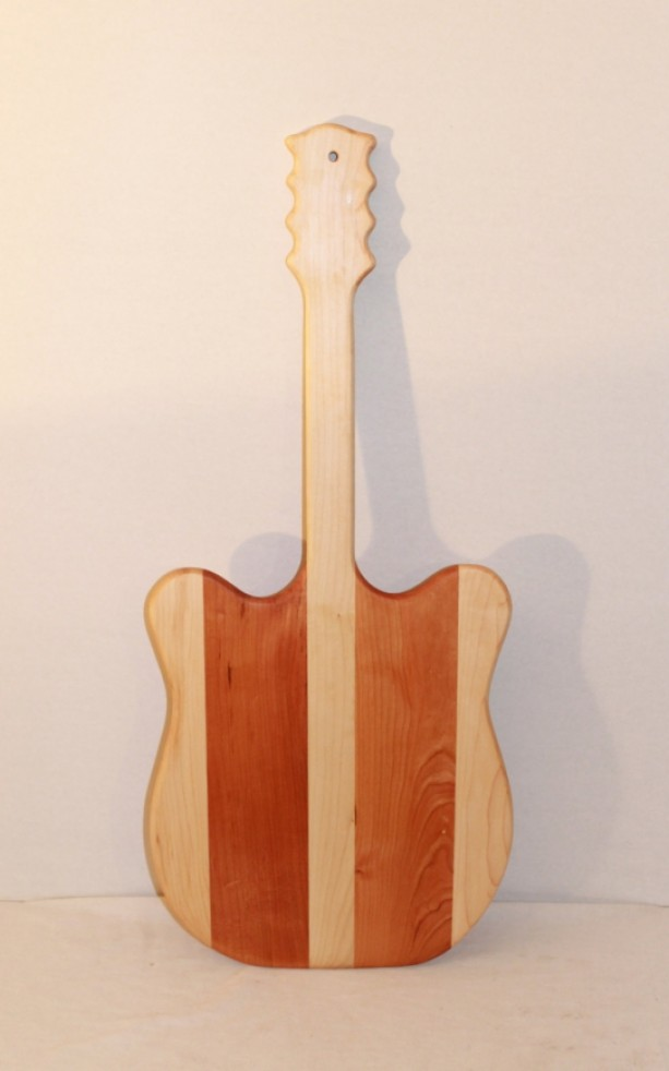Pizza Peel custom Guitar shaped