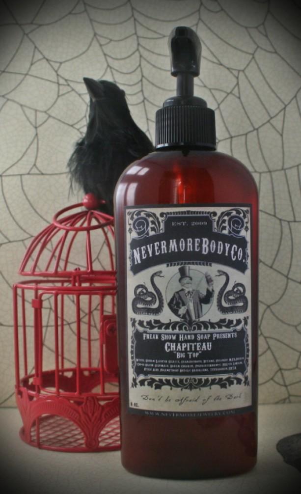 Chapiteau Pump Liquid Hand Soap