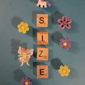 Magnets, 7 Strong Refrigerator Magnets, Cubicle Decor, Locker Magnets, Office Supply,Fairy,PonyHorse,Flower,Glitter
