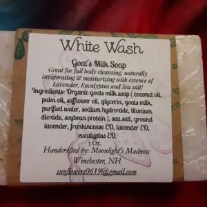 2 Pack- White Wash