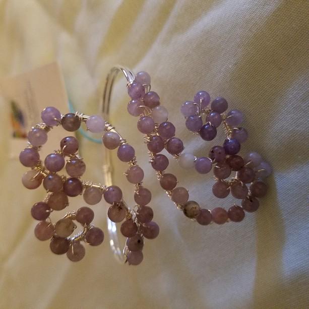 Lilac Cuff
