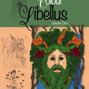 Colour Libellus Volume One, Adult Coloring book